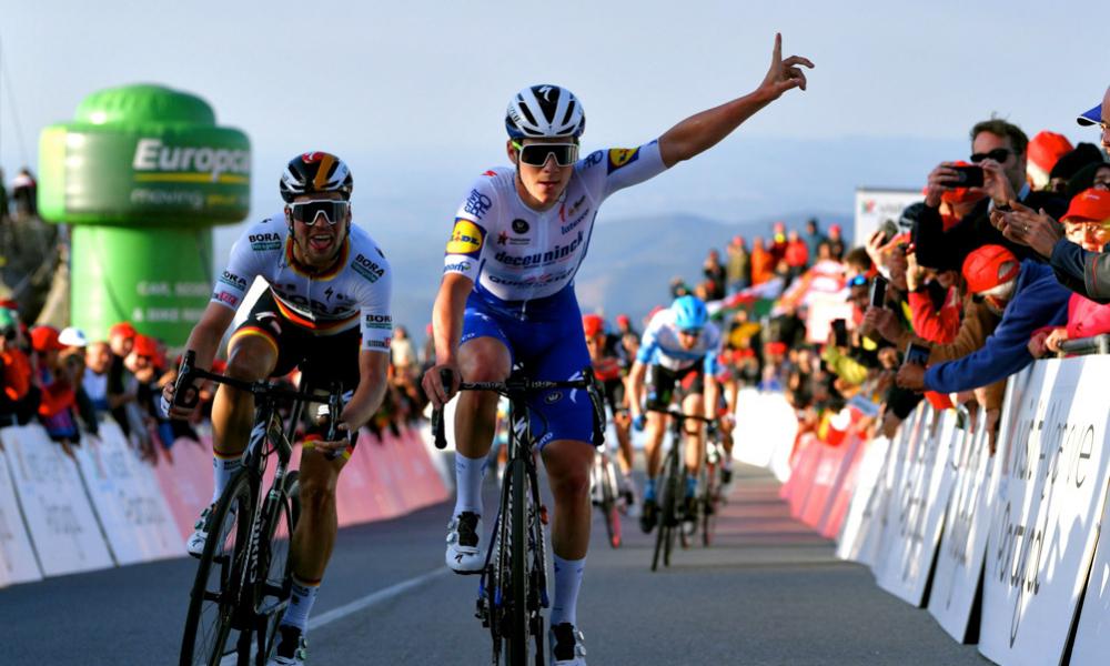 Giro 2021 favorieten roze trui Remco Evenepoel