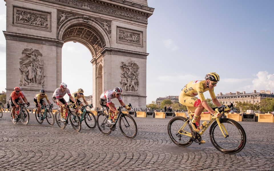 Favorieten gele trui Tour de France 2021