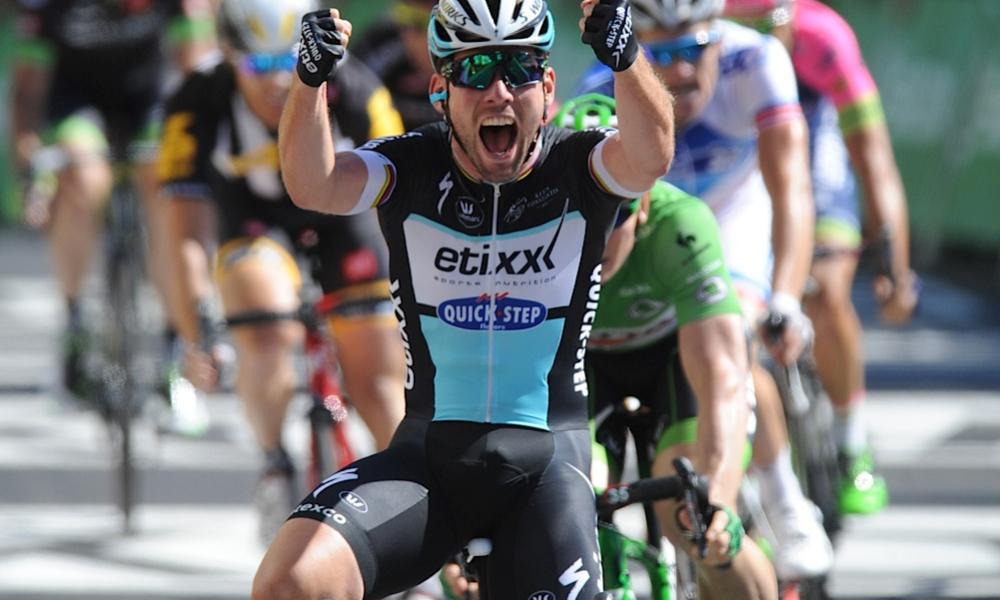 Fougères Mark Cavendish 2015 Tour de France