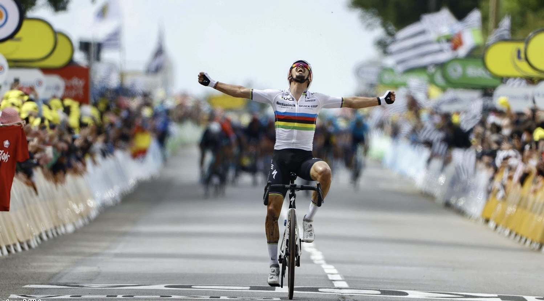 Julian Alaphilippe Tour de France 2021