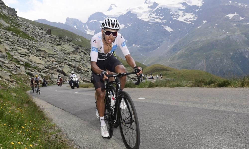 Tour de France 2019 Tignes Egan Bernal