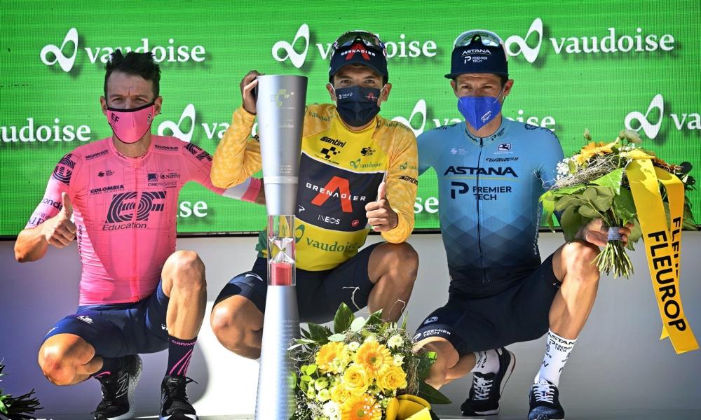 Tour de France 2021 outsiders gele trui uran Carapaz Fuglsang