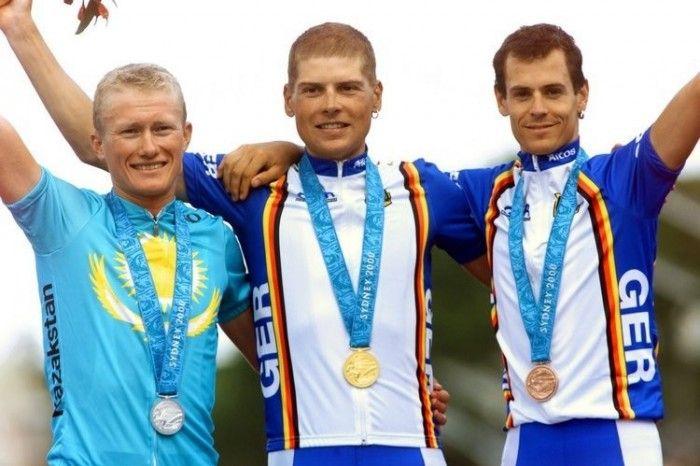 Ullrich Olympics Games 2000