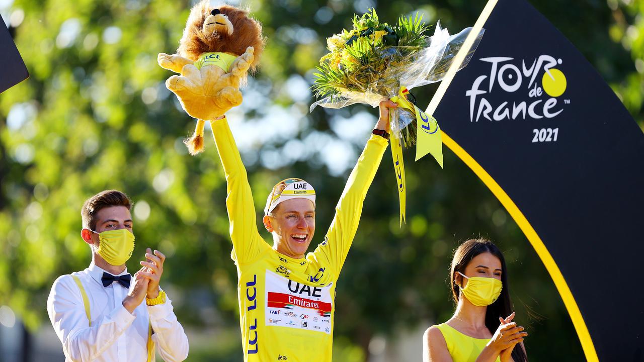 Tadej Pogačar Olympische Spelen 2021