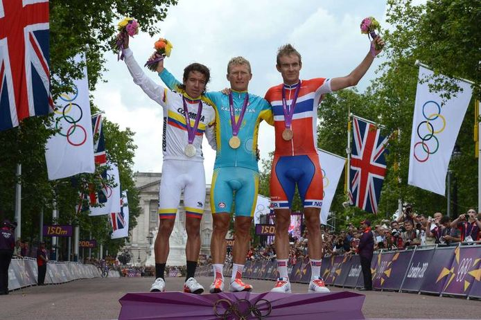 Vinokourov 2012 London Olympic Games 2012