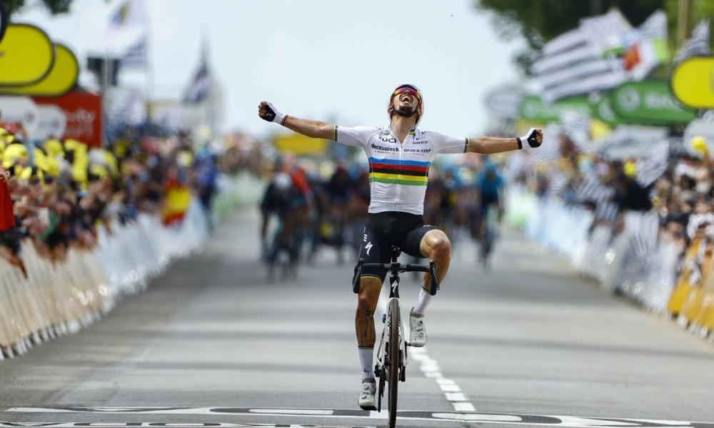 Julian Alaphilippe Tour de France 2021 (1)