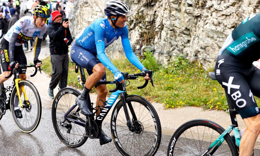 Enric Mas Vuelta a España 2021