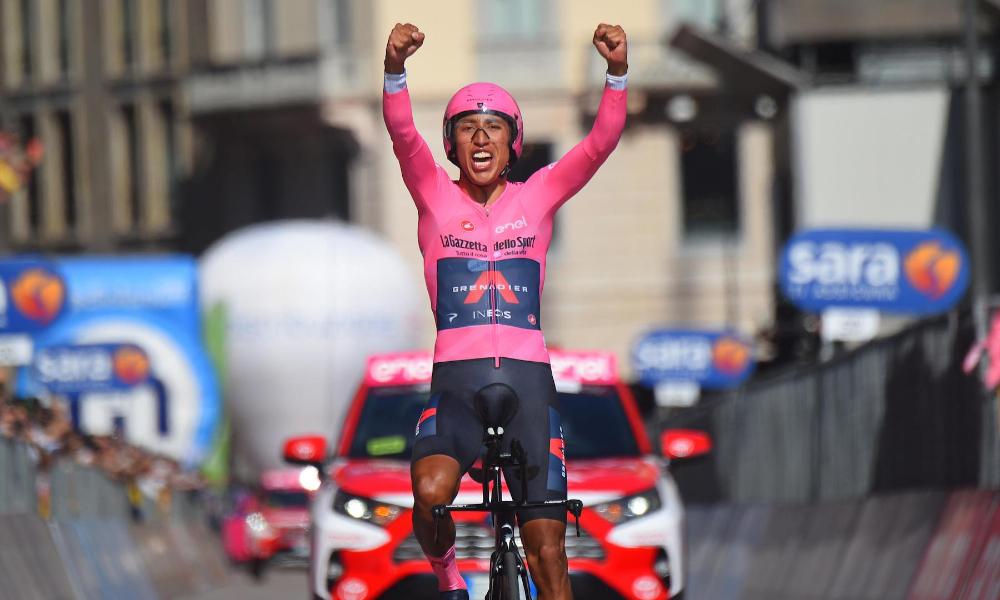 Favorieten Vuelta a España 2021 Egan Bernal