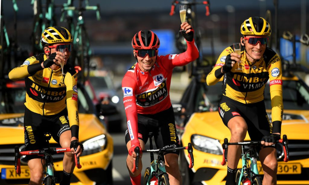 Favorieten Vuelta a España 2021 Primoz Roglic (1)