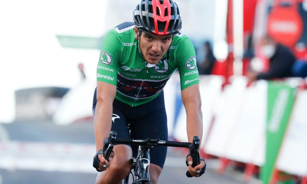 Favorieten Vuelta a España 2021 Richard Carapaz