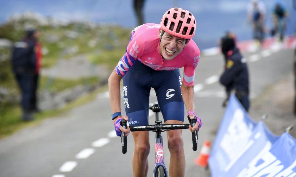 Hugh Carthy Vuelta a España
