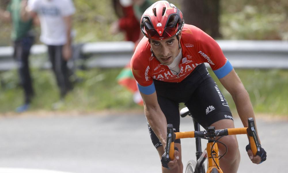 Mikel Landa Vuelta 2021