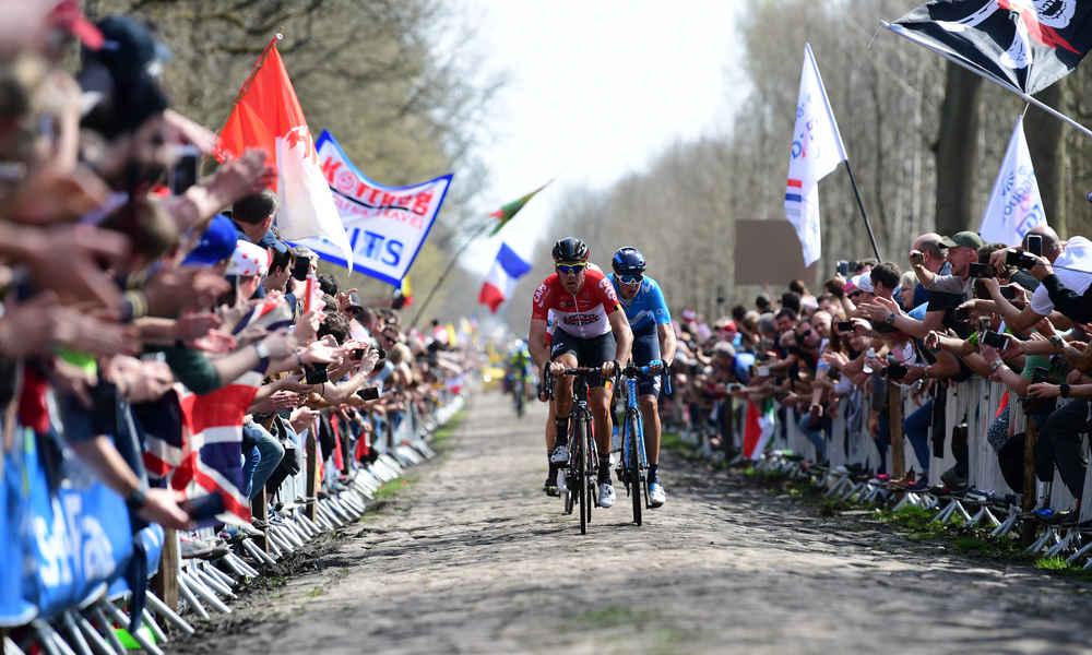 Parijs Roubaix 2021 - Het Bos van Wallers-Arenberg