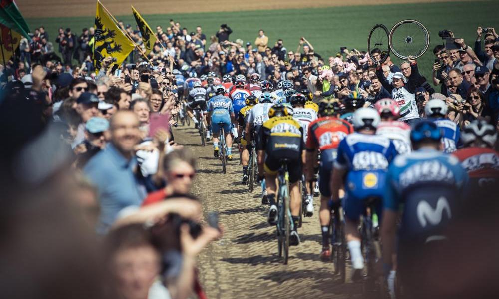 Parijs Roubaix 2021 kasseien