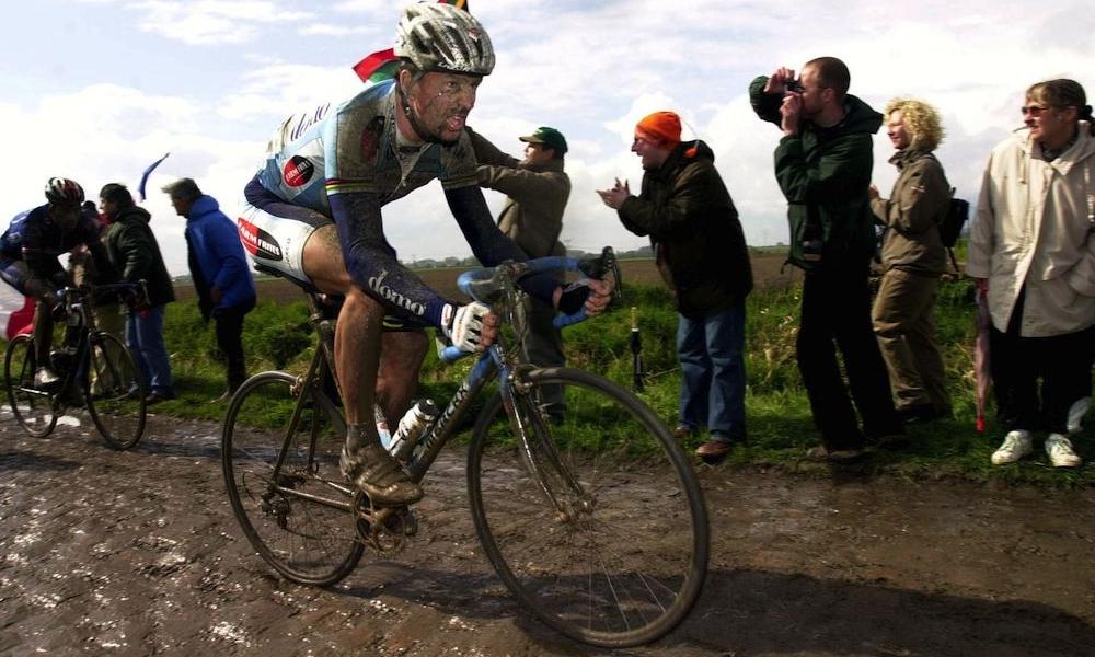 Parijs Roubaix Johan Museeuw