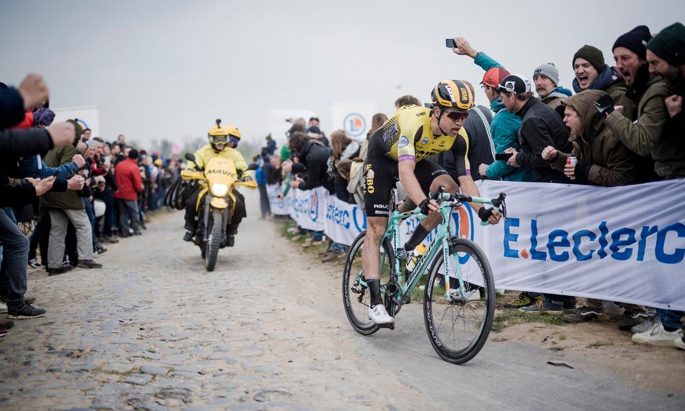 Favorieten Parijs-Roubaix 2021 Wout van Aert