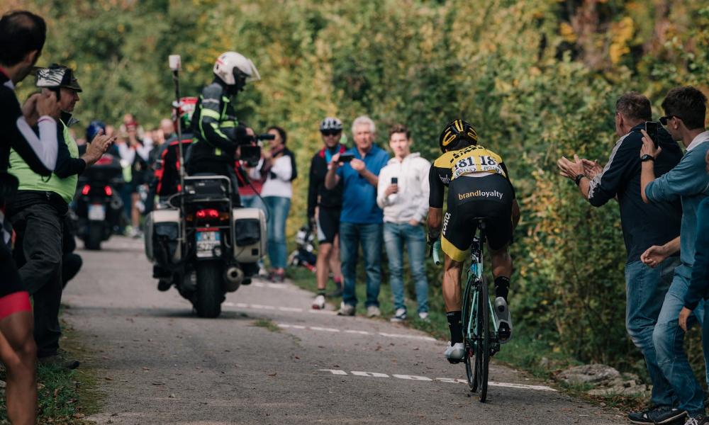 Favorieten Ronde van Lombardije 2021 Primoz Roglic