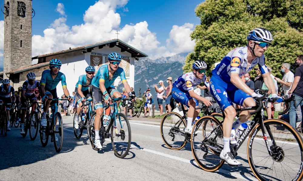 Ronde van Lombardije Madonna del Ghisallo