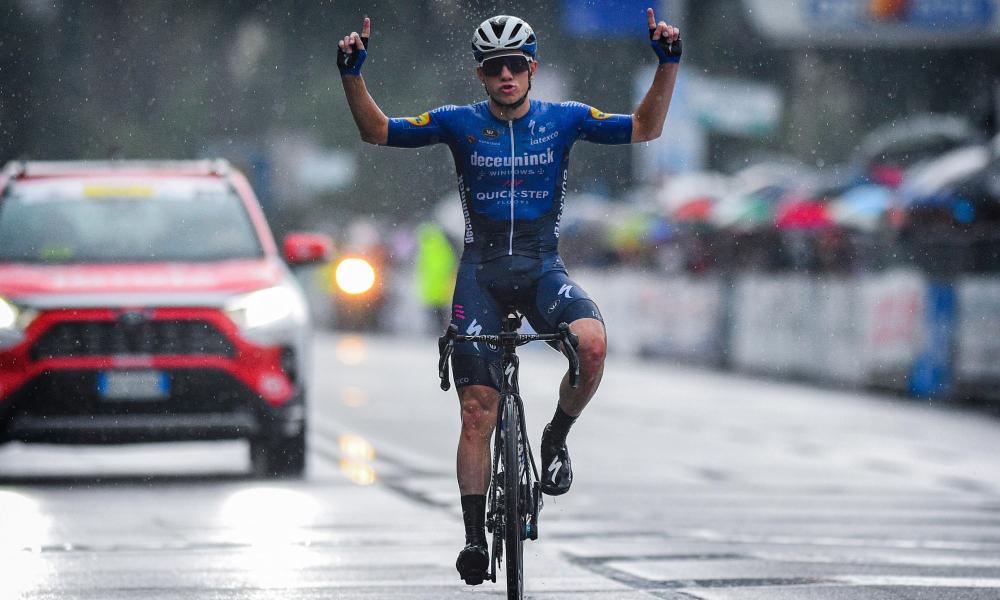Coppa Bernocchi Remco Evenepoel - Favorieten Ronde van Lombardije 2021