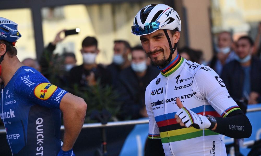 Favorieten Ronde van Lombardije 2021 Julian Alaphilippe