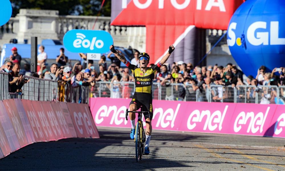 Favorieten Ronde van Lombardije 2021 Primoz Roglic (1)